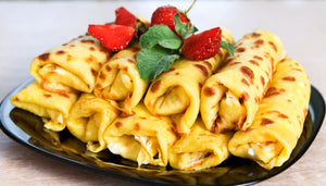 Cheese Blintzes - $19.99/8pcs