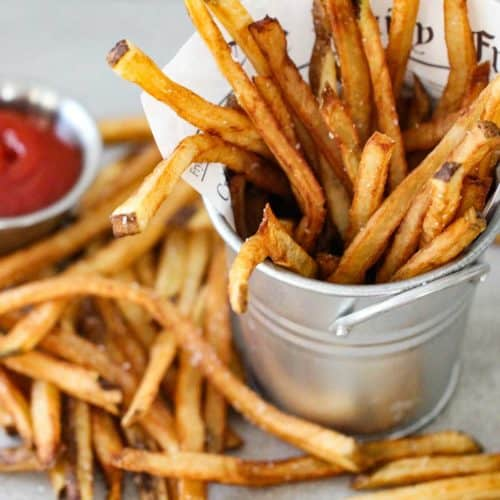 French Fries - $4.99