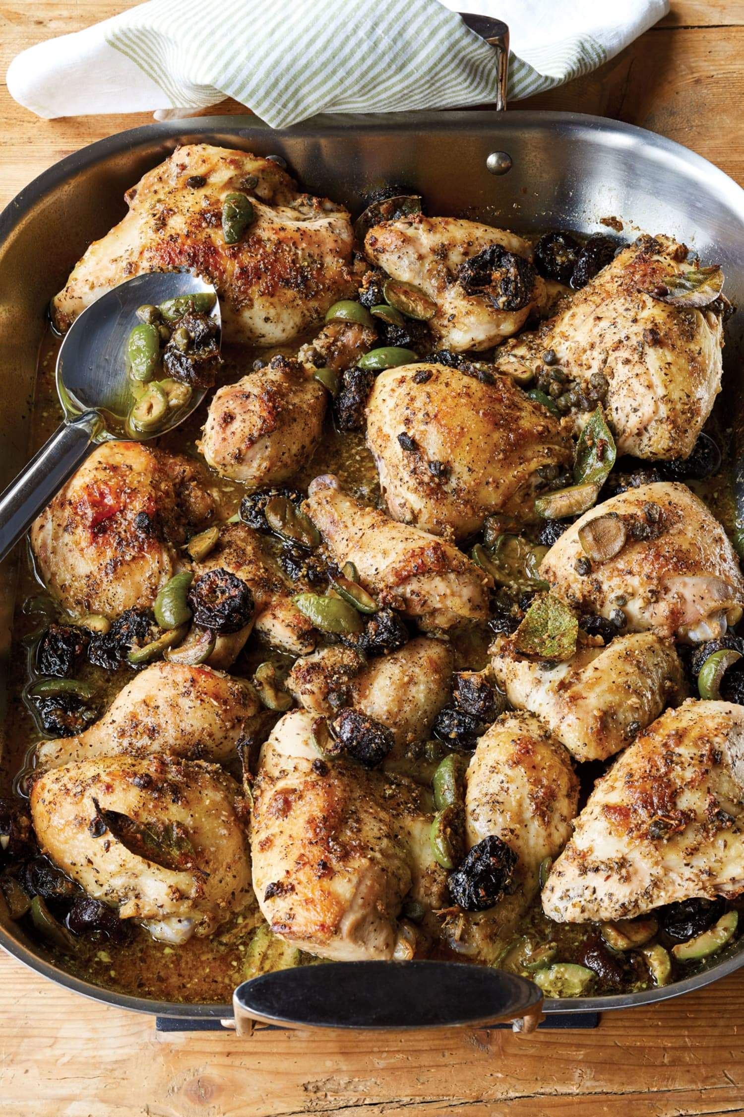 Chicken Marbella - Half or Whole Chicken
