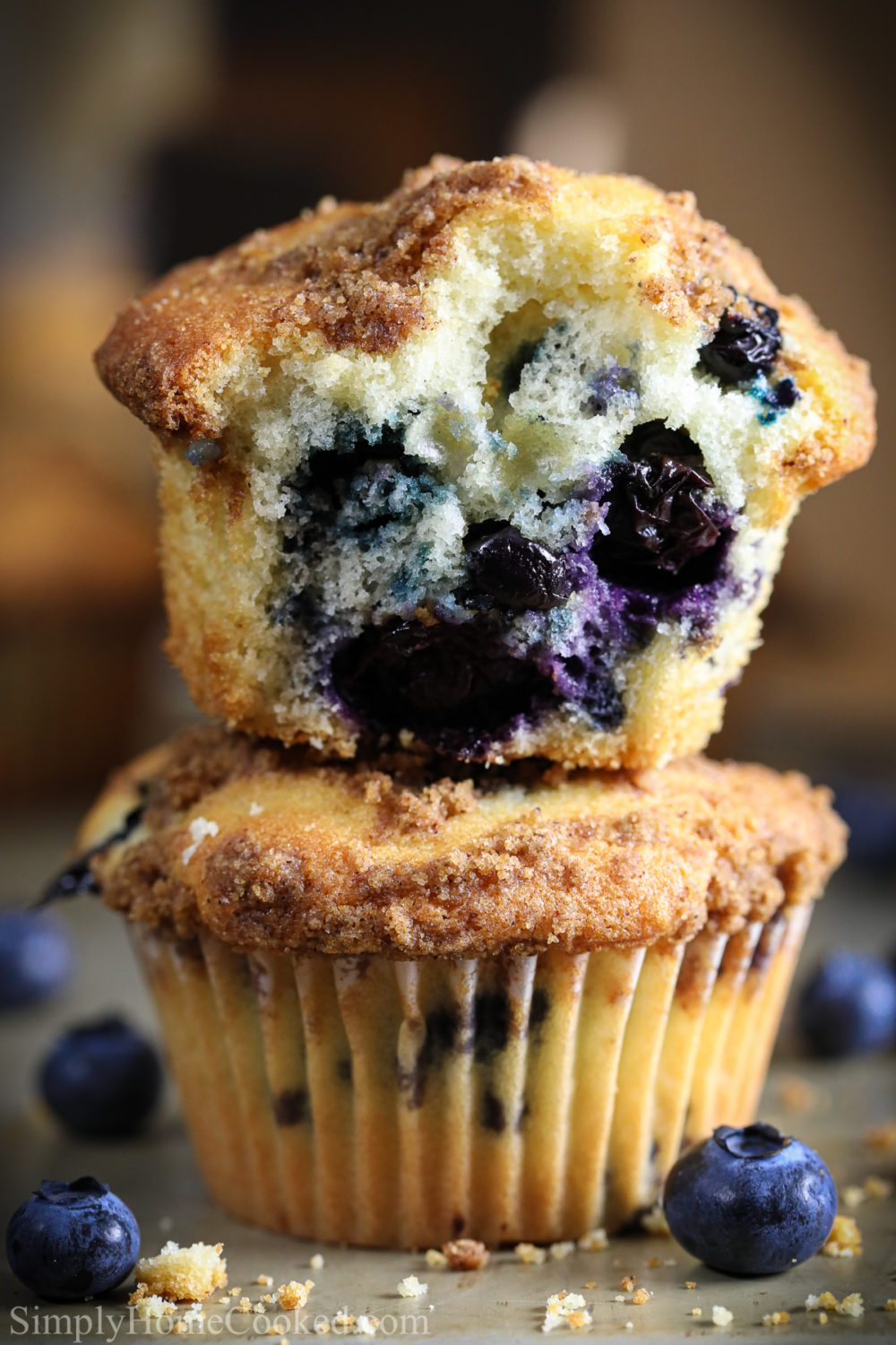 Blueberry Muffin - $7.50