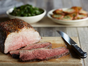Herb Crusted-Sous Vide Shoulder Roast - $34.99/Lb