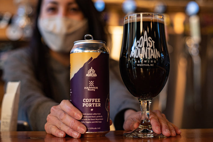 The Hammer Coffee Porter is Back and it's a BANGER!