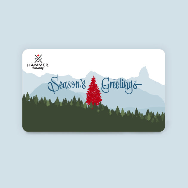 See, I ain't no Grinch - Christmas Gift Card