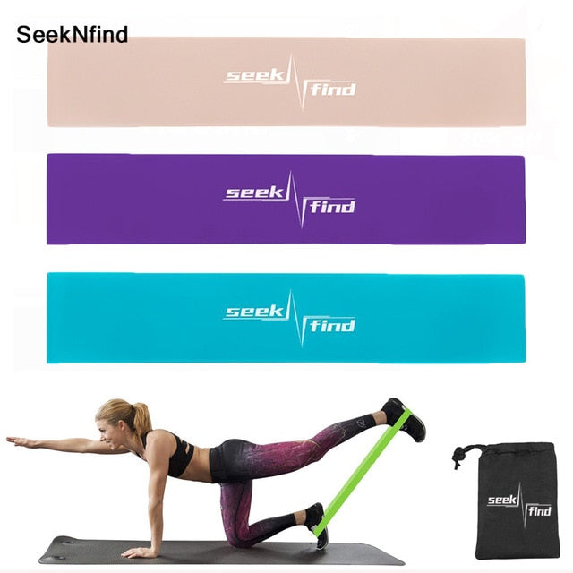 Power Peak Resistance Bands Set - 17Pcs