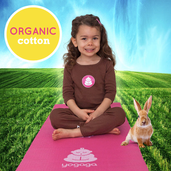 Organic Cotton Yoga Tee