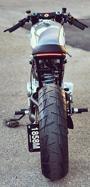 LED Brake Light / Turn Signal Frame Loops - Cognito Moto