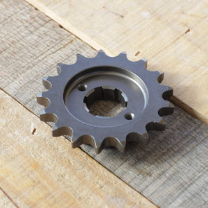 "17 & 18 tooth 3/8"" (9.5mm) Offset Sprocket for XS650"