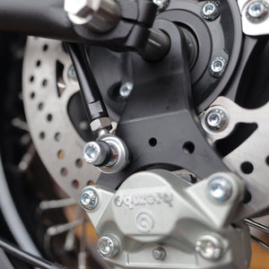 Caliper Anti-Rotation for BMW Disc conversion