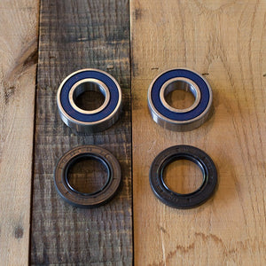 All Balls Wheel Bearing & Seal Kit for ZX-6R Front Hub Conversion