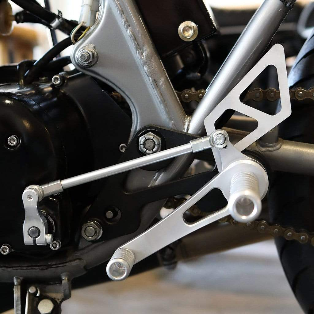 Rearset Heel Guard