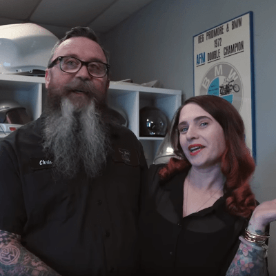 Shop Tour With Boxer Metal