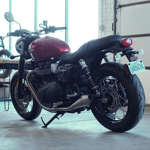 Shorty Predator Pro™ Slip On Exhaust for Street Twin/Cup