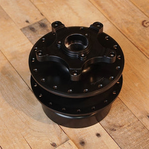 XSR700, XSR900, FZ-09, MT-09, FJ-09 Laced Rear Hub