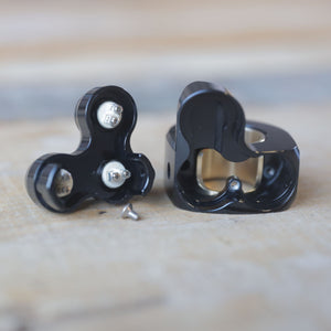 mo.Switch Basic 3 Button, Black, Black Inlay