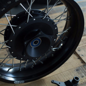 CB750F CB900F 81-82 Rear Wheel with Disc Brake Conversion
