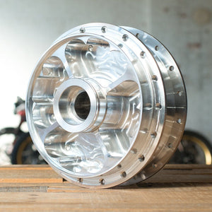 CB750 69-82 Rear Hub Disc Brake Conversion