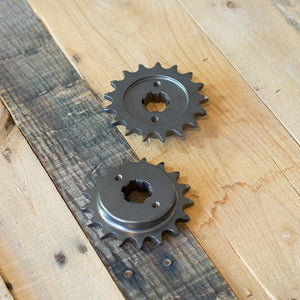 "17 tooth 3/8"" (9.5mm) Offset Sprocket for CB750 CB550 CB500T"