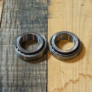GSX-R Fork on CB350 Conversion Bearings