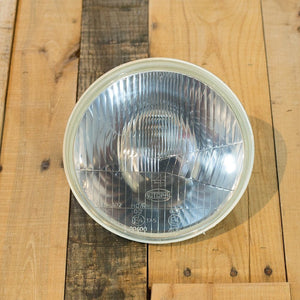 "Light Unit 7"" w/H4 - Flat Lens"