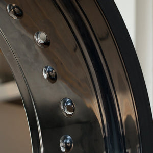 Excel Wheels - Dimpled - PreDrilled