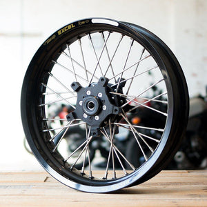 XSR900  / FZ-09 / MT-09 / FJ-09 / Tracer 900 Wheel Set