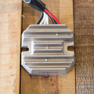 Rick's Yamaha Regulator Rectifier