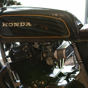 CB750 Air Intake Box SOHC and DOHC - Cognito Moto