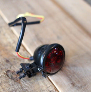 Bates LEDTaillight Black