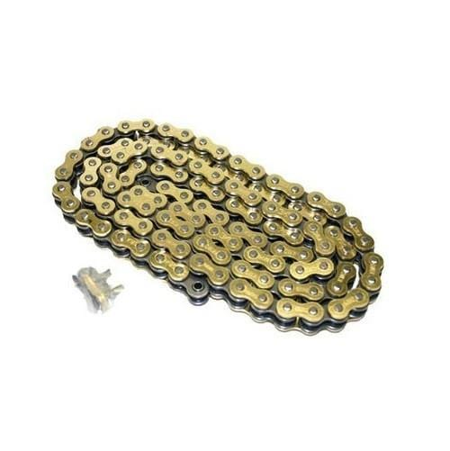 530 Gold Heavy Duty Chain 120 Links - Cognito Moto