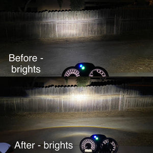 "LED Projector 6.5"" Headlight"