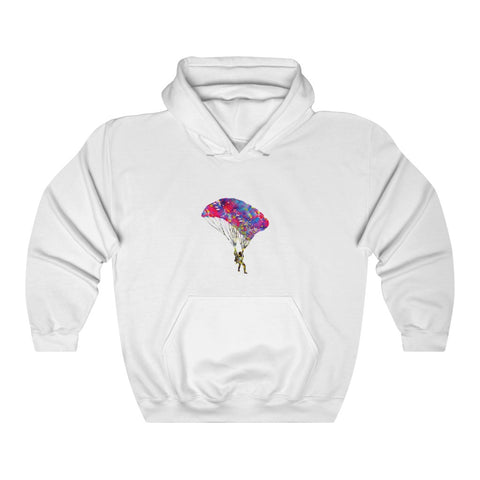 Crash Landing on You Kdrama Colorful Parachute Hoodie