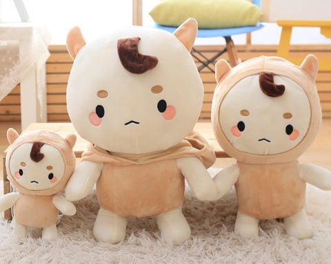 Goblin-Guardian The Great and Lonely God KDrama Merch Goblin Plushies