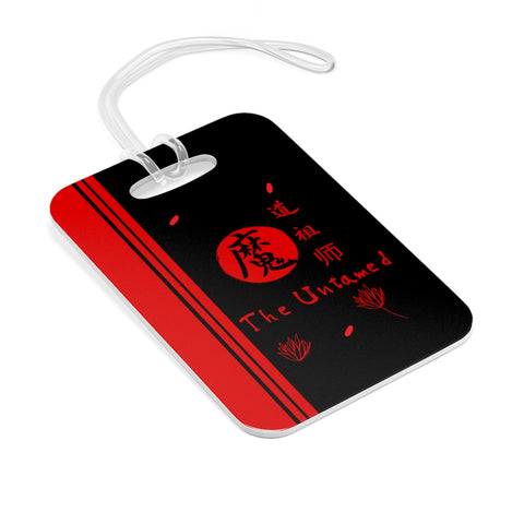 The Untamed Bag Tag/Luggage Tag