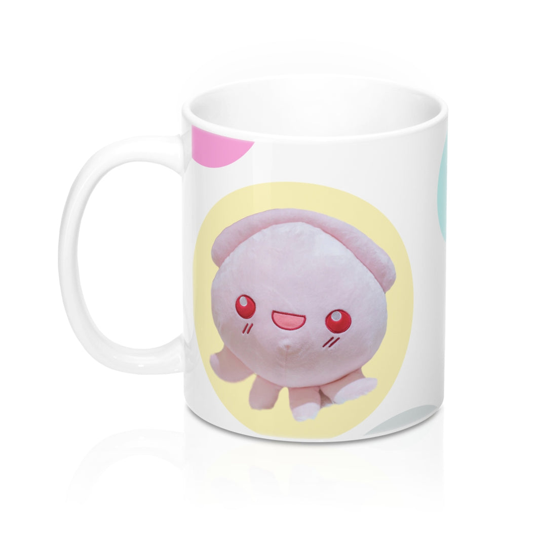 Go Go Squid C Drama Whimsical Squid Mug