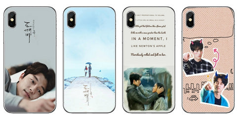 Goblin-Guardian The Great and Lonely God KDrama Merch Custom Phone Cases
