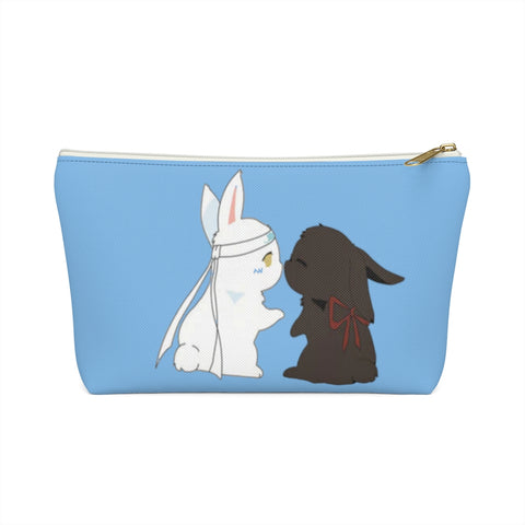 The Untamed (Mo Dao Zu Shi) CDrama Merch Cute Bunnies Accessory Pouch