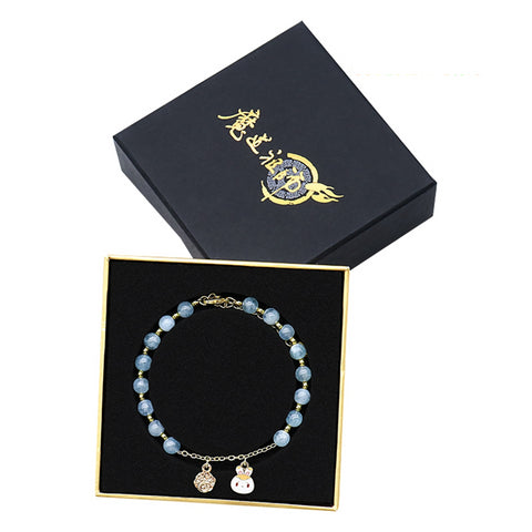 The Untamed(Mo Dao Zu Shi) CDrama Character Themed Crystal Bead Bracelets