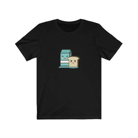 Go Go Squid Milk & Bread Song T-Shirt