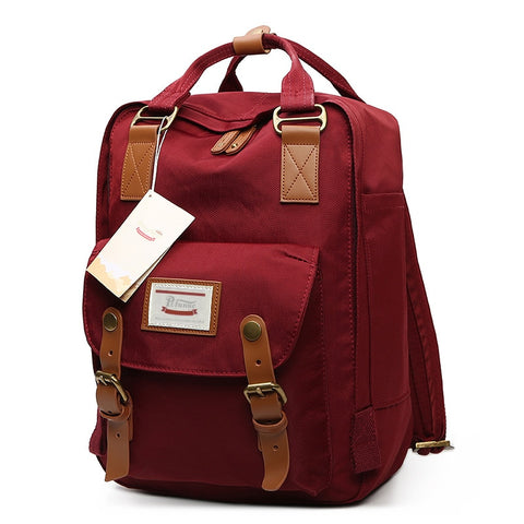 Skate into Love Chinese Drama Versatile Canvas School Bag Travel Backpack
