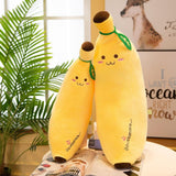 The Romance of Tiger and Rose Han Shuo Banana Fruit Plushie