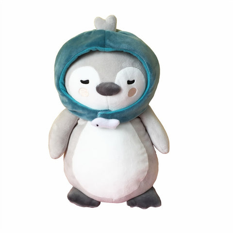 Crash Landing on You KDrama Parachute Penguin Plushie