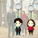 Goblin-Guardian The Great and Lonely God KDrama Merch Character Keychains