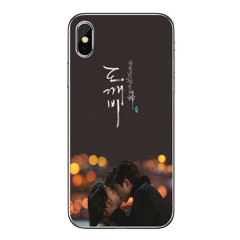 Goblin-Guardian The Great and Lonely God KDrama Merch Custom Phone Cases Add'l Styles