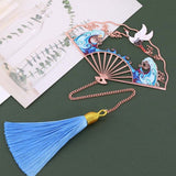 Royal Nirvana CDrama Merch Flying Crane Metal Bookmark