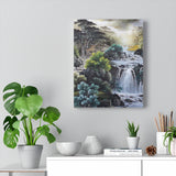 Royal Nirvana Mountains and Rivers Canvas