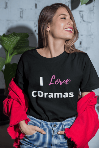 I Love CDramas T-shirt