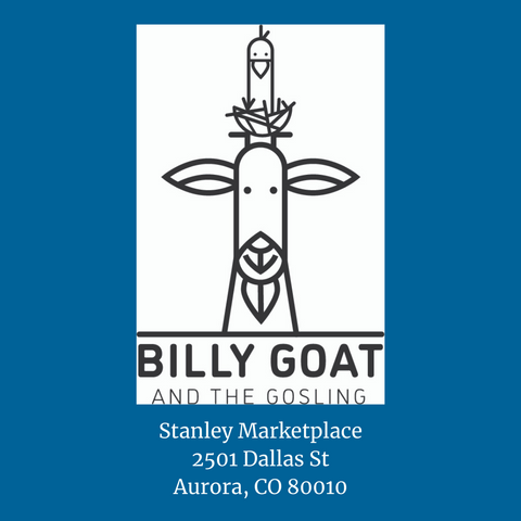 Billy Goat and the Gosling Logo