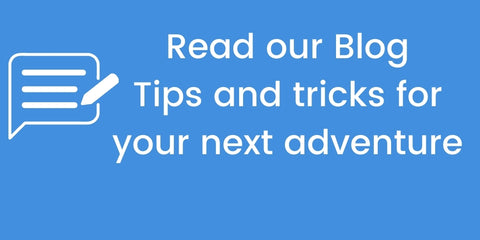 Read our Blog Tips and tricks for your next adventure