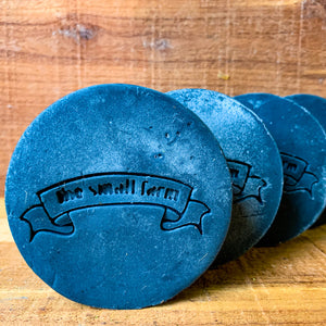 Goat Milk Soap - {Black} Activated Charcoal