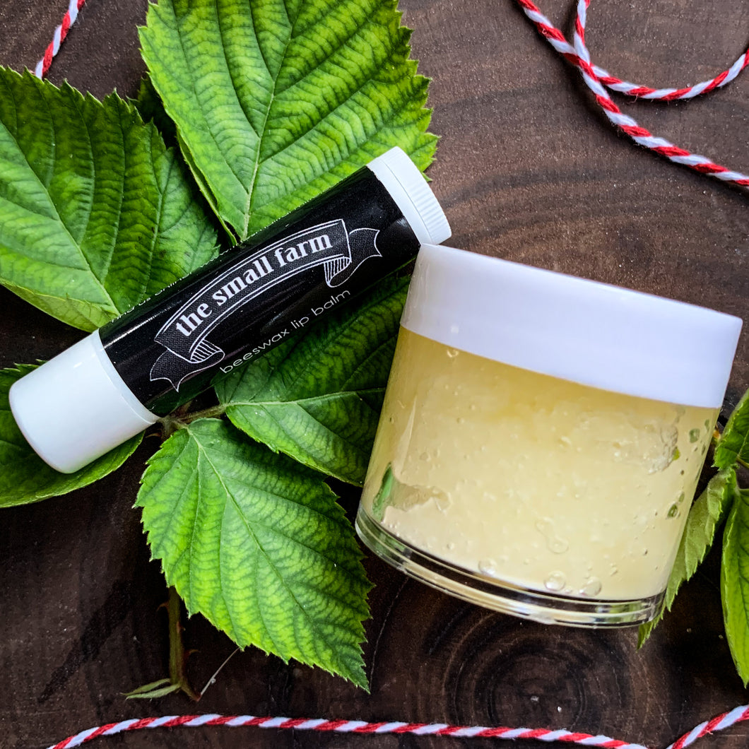 Sugar & Honey Lip Scrub Set - Peppermint